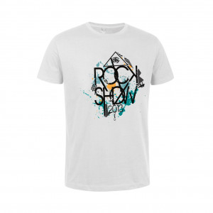 ROCKSHOW 13 COTTON MEN SHORT SLEEVE T-SHIRT