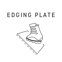 Edging Plate