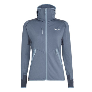 Agner Hybrid Polarlite Durastretch Full-Zip Women's Hoodie