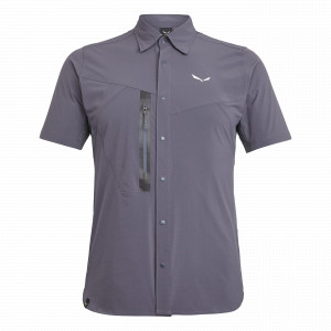 Puez Hybrid Dry Short-Sleeve Men's Shirt
