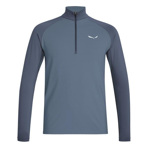 79d5b2e023b7e5 Puez Polarlite Half-Zip Herren Langarm T-Shirt