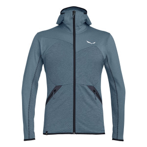 Puez Melange Polarlite Full-Zip Men's Hoodie
