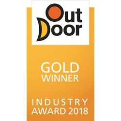 Outdoor Industry GOLD Award 2018