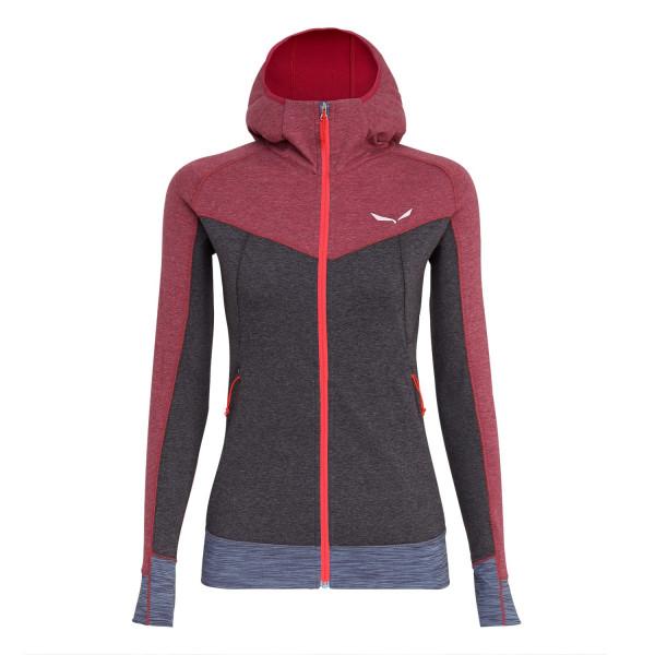 Puez 2 Dry'Ton Hooded Full-Zip Women's Longsleeve
