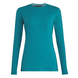 Fanes Wool Women's Long Sleeve Tee