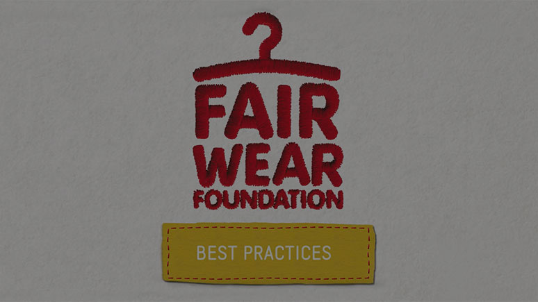 6ca28772a5bd6f The Fair Wear Foundation has honoured us all for our efforts in promoting  better