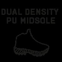 Dual Density EVA